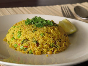 Curried couscous
