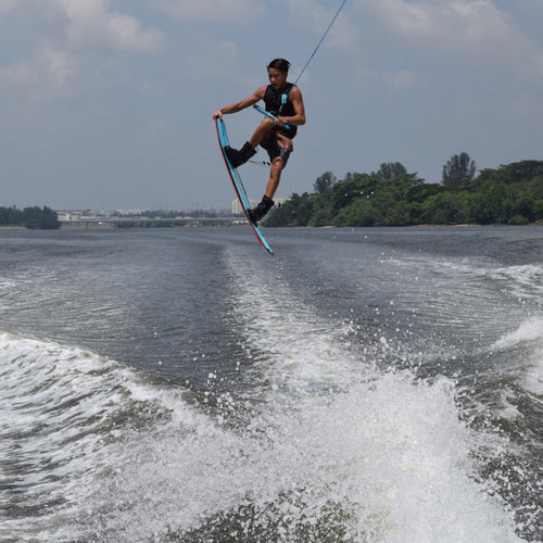 Wakeboarding at Ponggol
