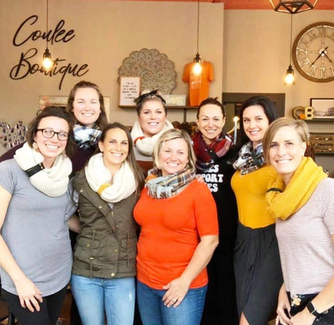 Coulee Boutique Meetup
