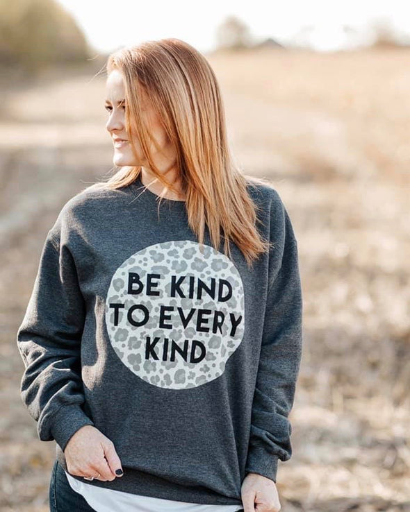 'Be Kind' Sweatshirt