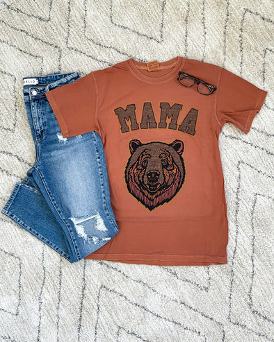 'Mama Bear' Graphic Tee