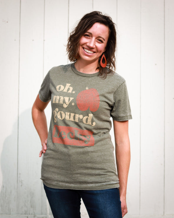 'Oh My Gourd' Graphic Tee