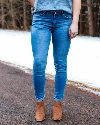 Perfect Skinny - Medium Wash