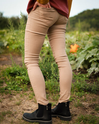 The Ultimate Skinny Pants