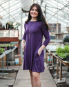Violeta Pocket Tunic Dress