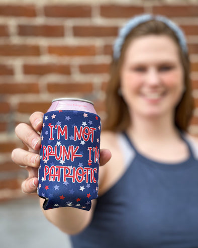 Patriotic Can Koozies