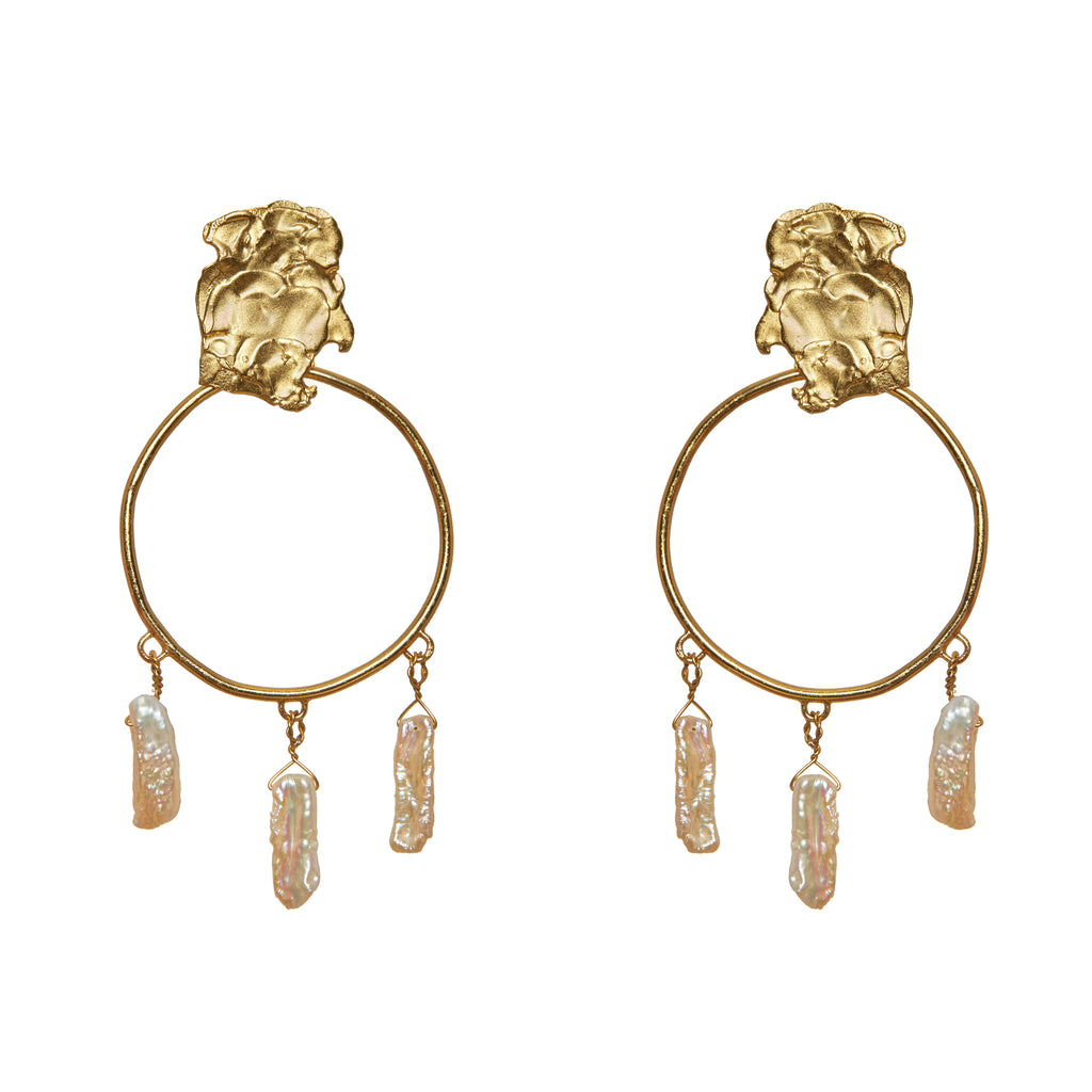 The Polymnia Earrings