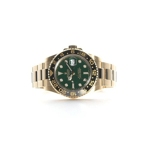 Preowned Rolex GMT Master II