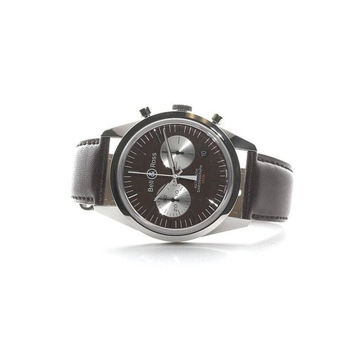 Preowned Bell & Ross Officer Chrono
