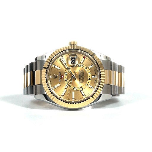 Preowned Rolex Skydweller