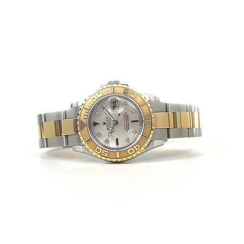 Preowned Rolex Yachtmaster 29