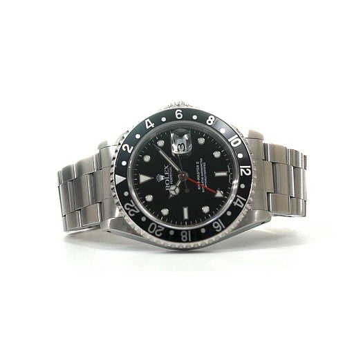 Preowned Rolex GMT-Master II