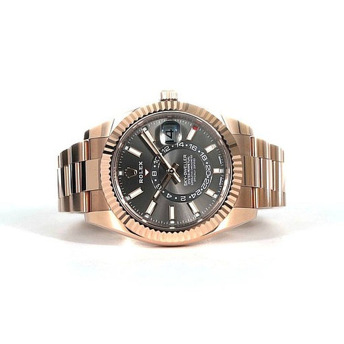 Preowned Rolex Sky-Dweller