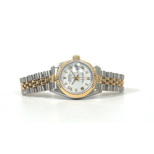 Preowned Rolex DateJust 26