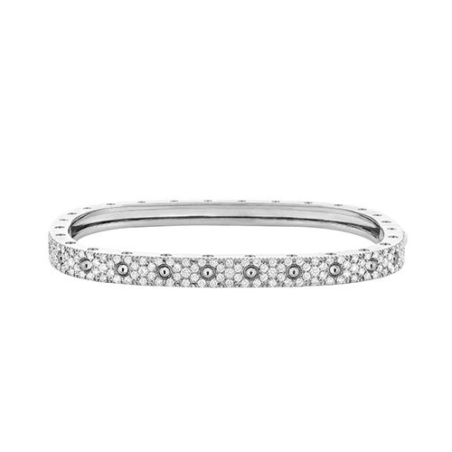 Pois Moi Square Diamond Bangle