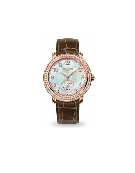 Complications Ladies Diamond Ribbon Joaillerie Moon Phases