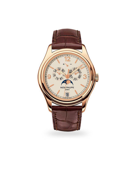 Complications Mens Annual Calendar Moon Phases