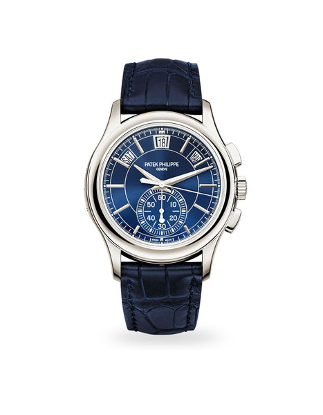 Complications Mens Flyback Chronograph Annual Calendar