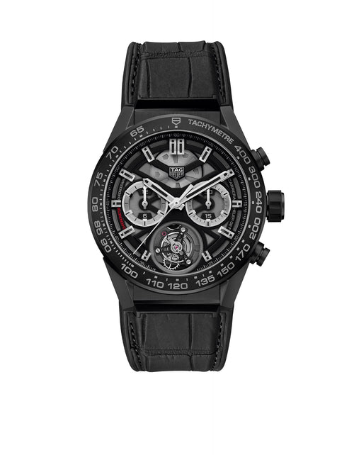 Carrera Calibre Heuer 02 Tourbillon