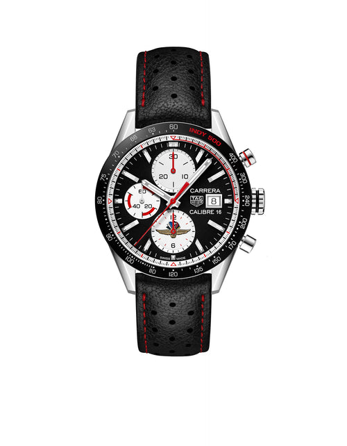 Carrera Calibre 16 Indy 500 – Automatic Chronograph - Limited Edition