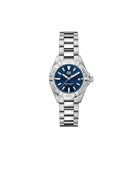 Aquaracer 300M Steel Bezel Quartz Watch