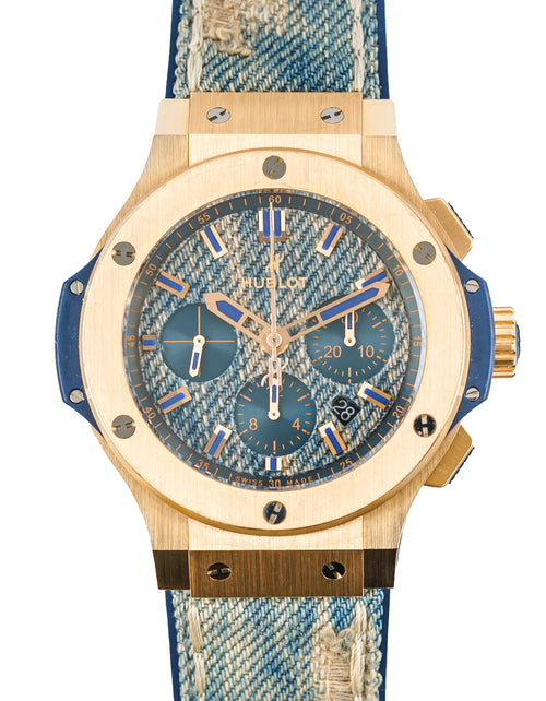 Preowned Hublot Big Bang Jeans