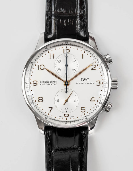 Preowned IWC Portugieser Chronograph