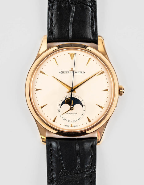 Preowned Jaeger-LeCoultre Master Ultra Thin Moon