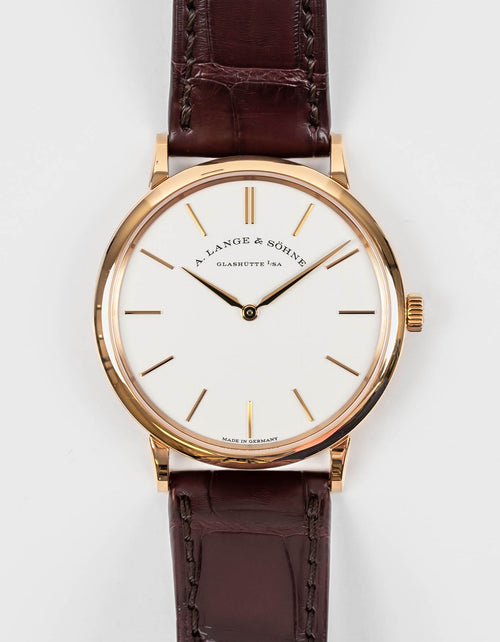 Preowned A. Lange & Sohne Saxonia Thin