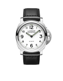 Luminor Base 8 Days Acciaio White Dial 44mm