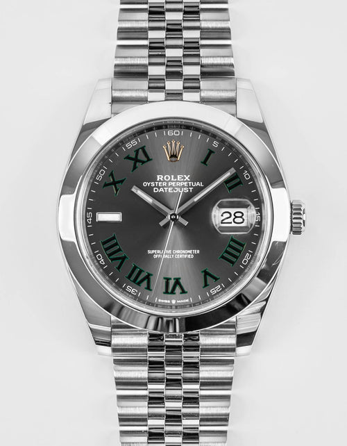 Preowned Rolex Datejust 41