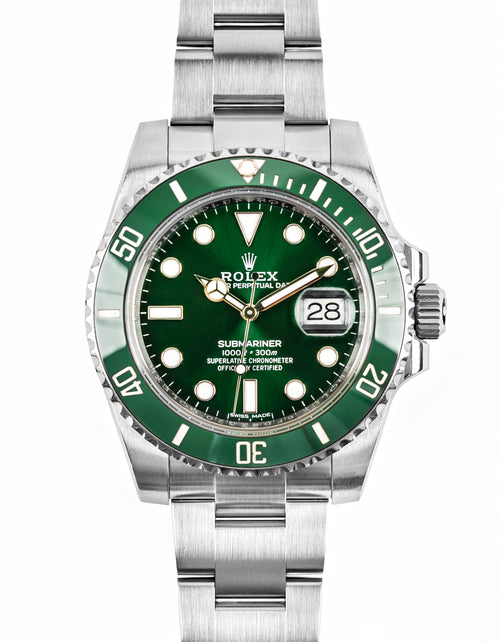 Preowned Rolex Submariner