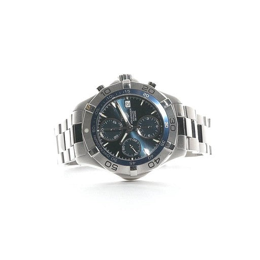 Preowned Tag Heuer Aquaracer 41 Chronograph