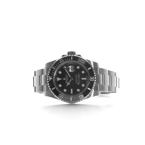 Preowned Rolex Submariner Date