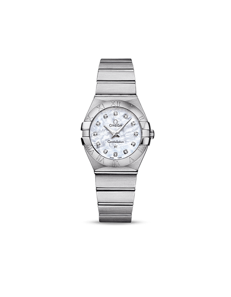 Constellation Omega Co-Axial 27 mm