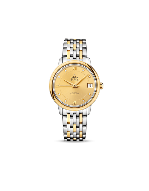 De Ville Ladies Prestige Co-Axial 32.7 mm