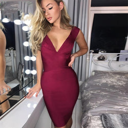 Newest Summer Celebrity Sexy Dress - Bec's luxury store