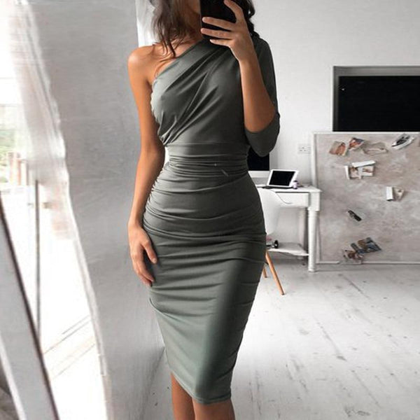 Sexy Summer Dress Elegent Bodycon Party Dresses Celebrity - Bec's luxury store