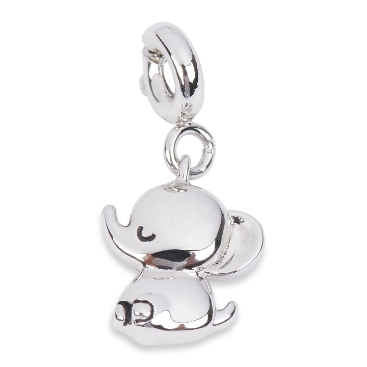 Elephant Wildlife Charm