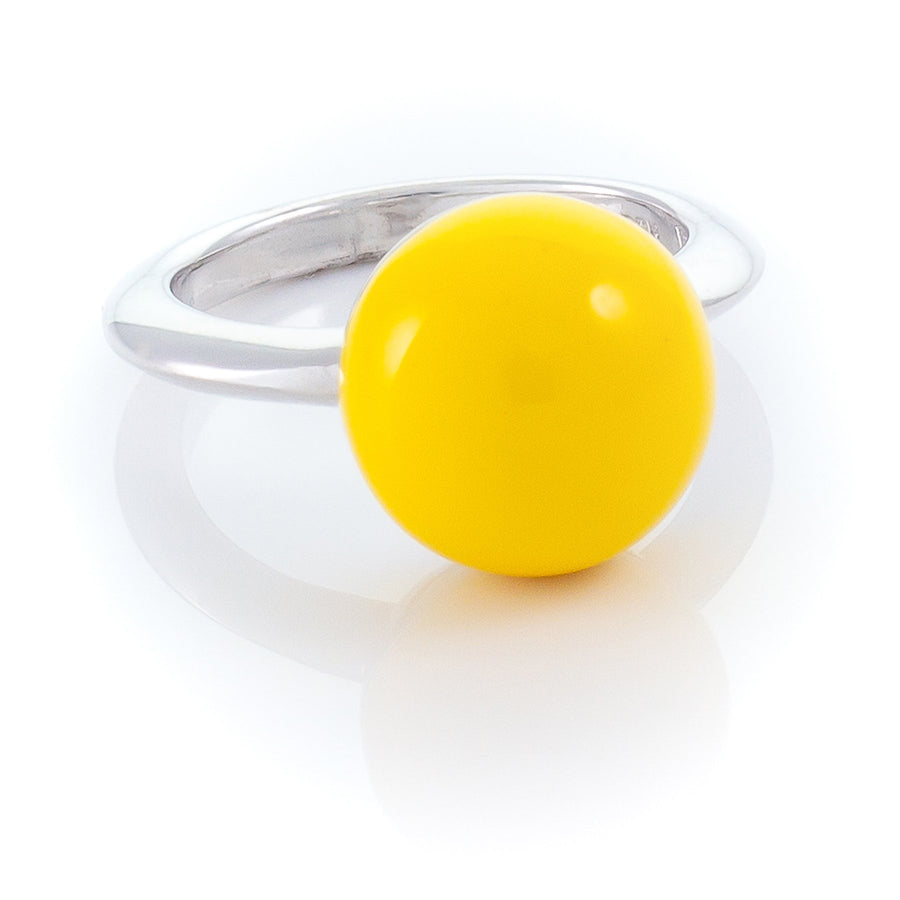 Tiger Sphere Ring