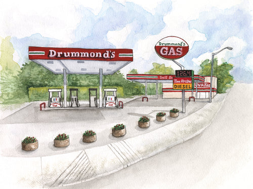 Drummond's Gas