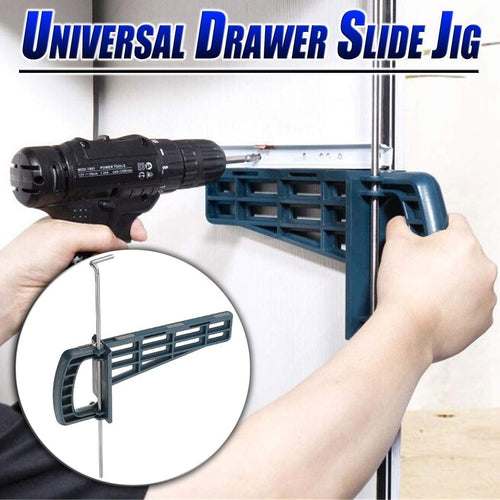 Universal Drawer Slide Jig