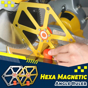 Hexa Magnetic Angle Ruler