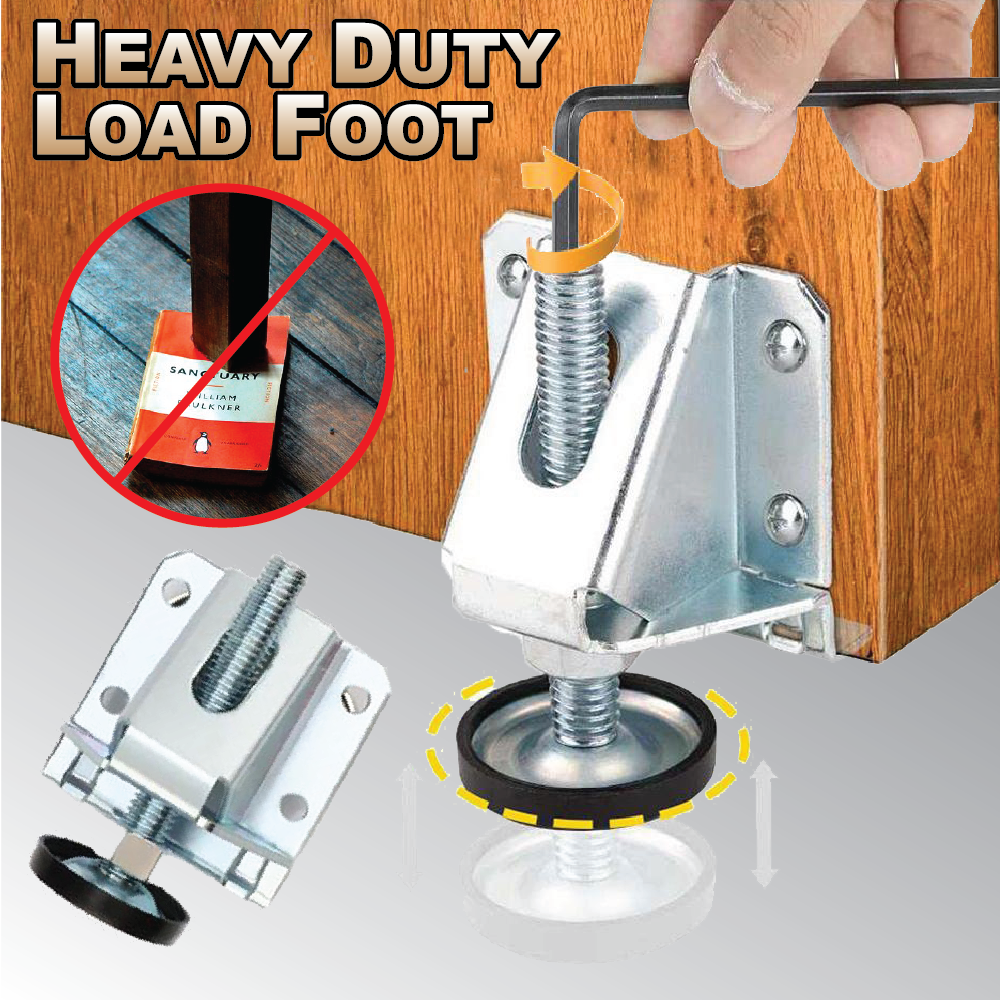 Heavy Duty Load Foot