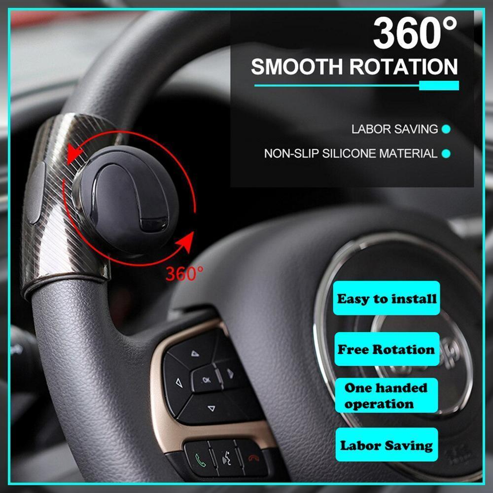 Car Steering Wheel Booster Ball