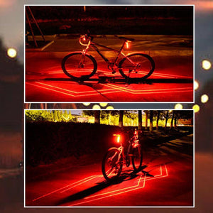 Bike Spider LED Taillight