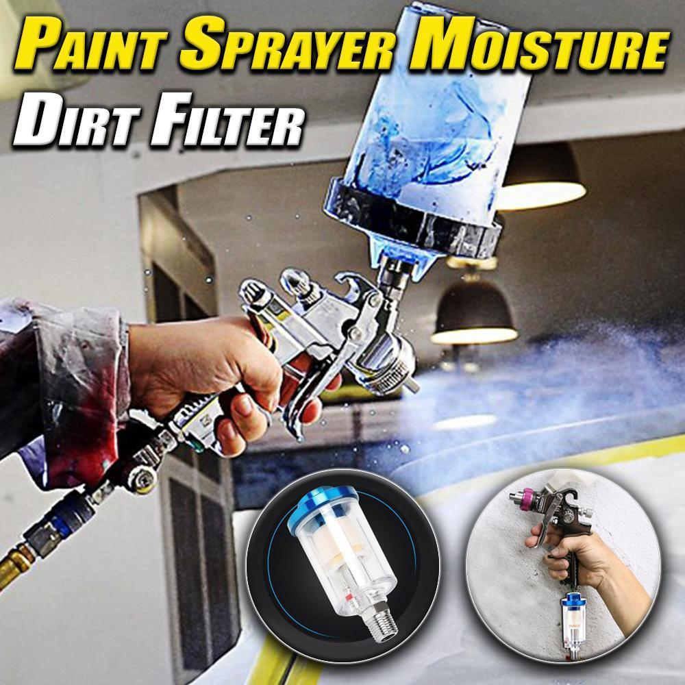 Paint Sprayer Moisture Dirt Filter
