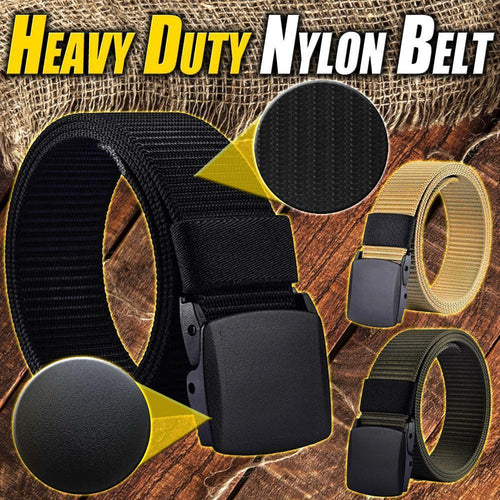 Heavy Duty Nylon Belt