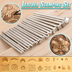 Leather Stamping Set