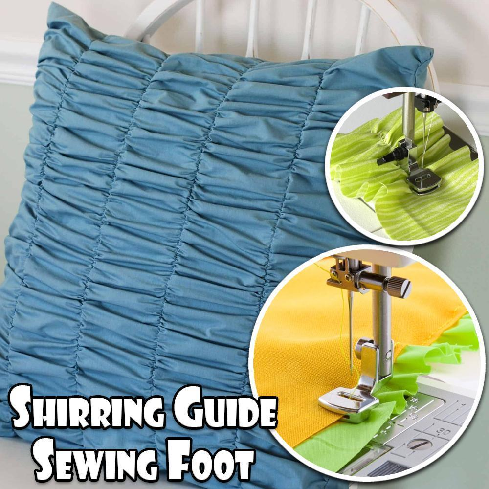 Shirring Guide Sewing Foot